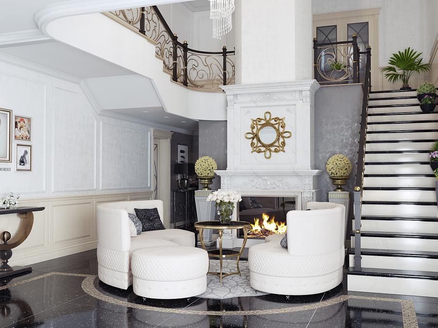 合生东郊别墅欧式别墅400|建筑设计|风格|东轻钢康达空间东晟集团图片
