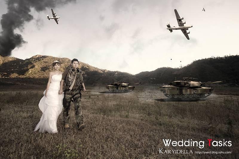 战争婚纱照_叙利亚战争
