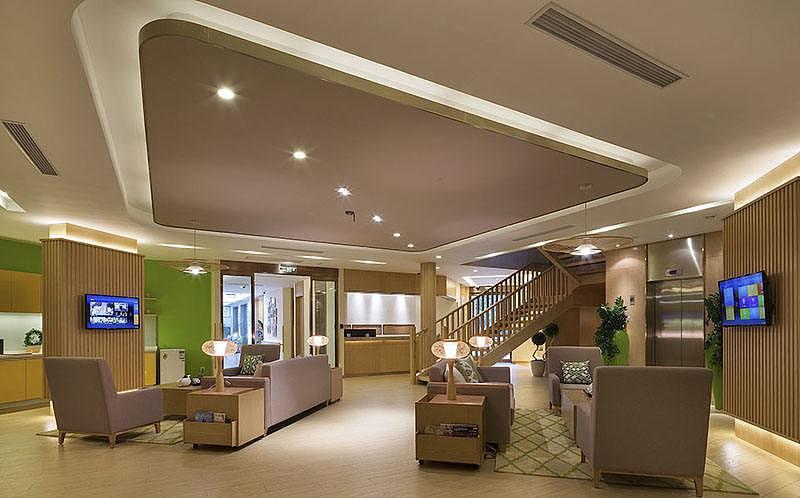 重庆养老院规划设计/重庆敬老院整体规划/疗养院设计图片