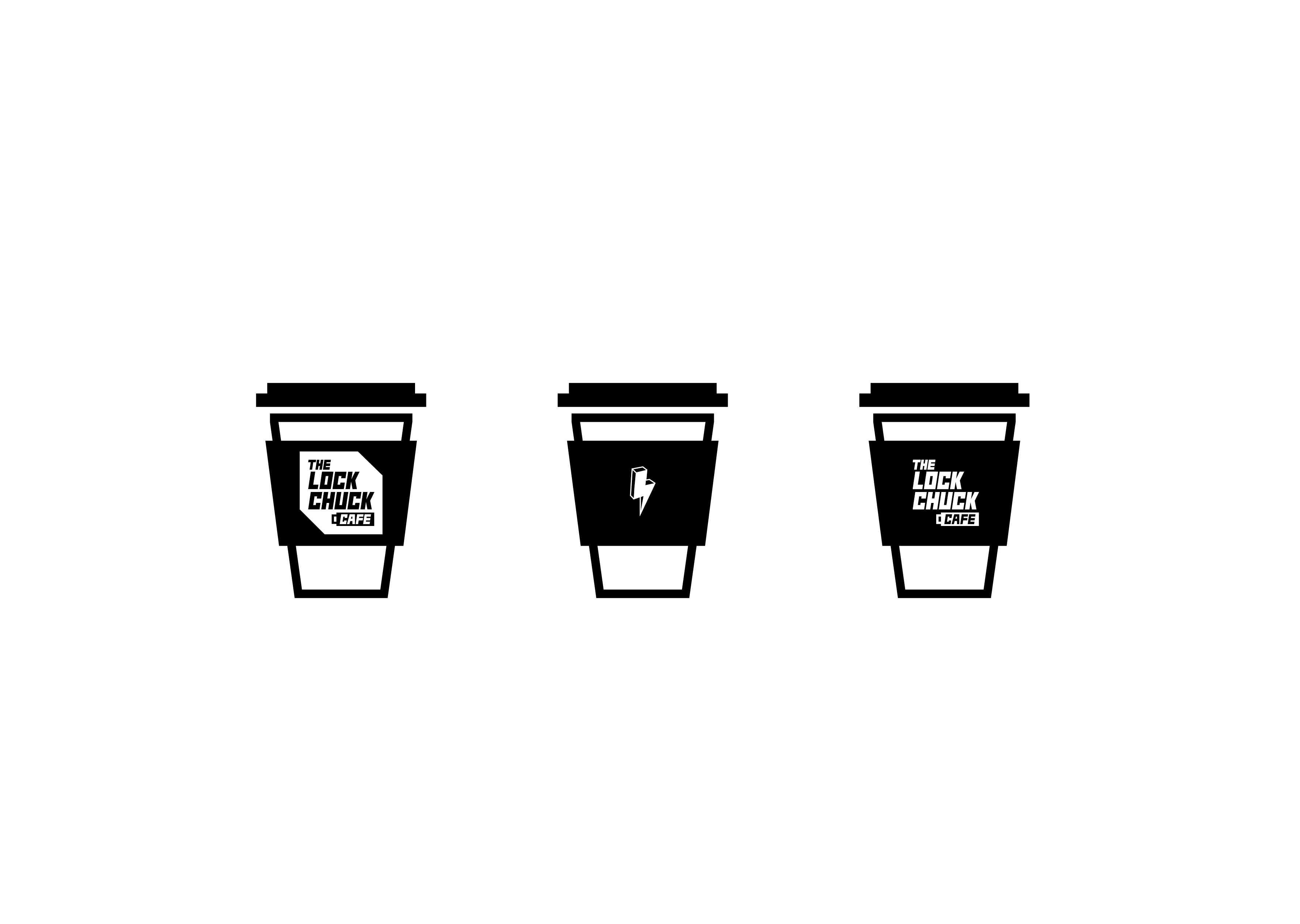 coffee brand design图片