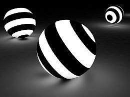 练习-发光的球体