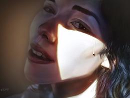 板绘人物-原画步骤(附视频)CG