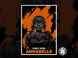 安娜贝尔归来