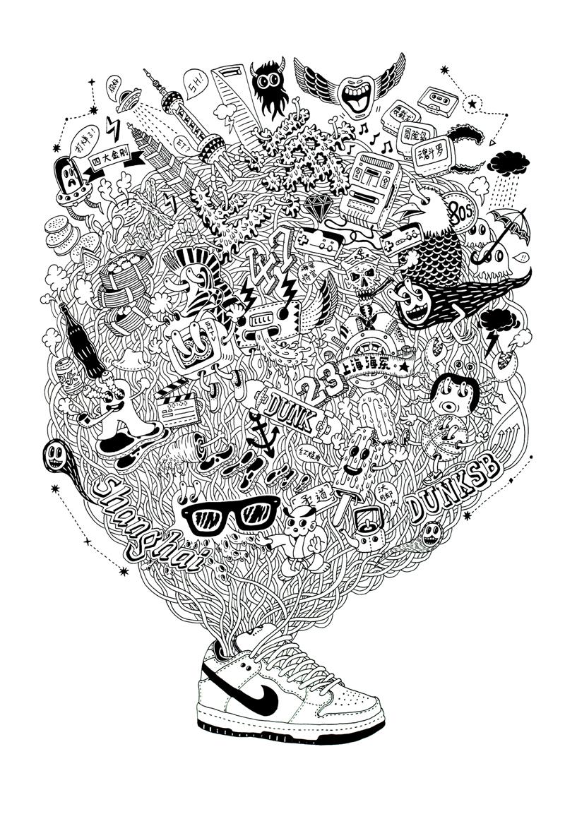 查看《手绘党》原图,原图尺寸:800x1153