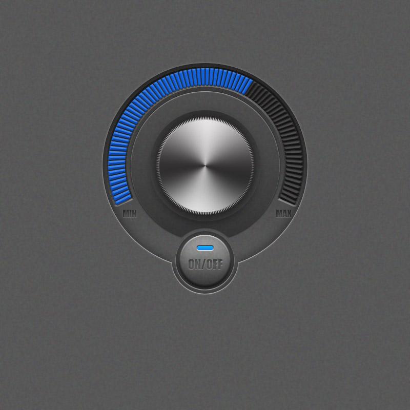 旋转按钮|图标|ui|romi1986