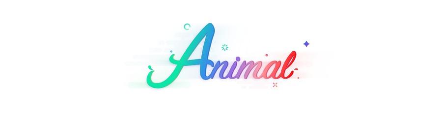查看《Animals》原图,原图尺寸:1200x339