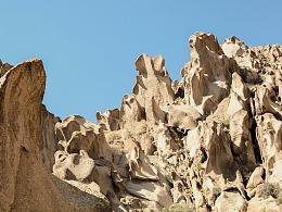 阿图什哈拉峻乡怪石山