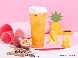 茶饮摄影   饮料摄影   水果饮品