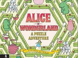 《爱丽丝梦游仙境 迷宫探险》