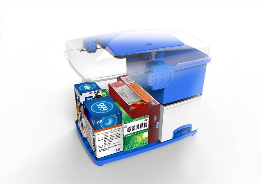999家庭小药箱|生活用品|工业/产品|深圳白狐工业
