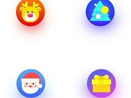圣诞主题icon