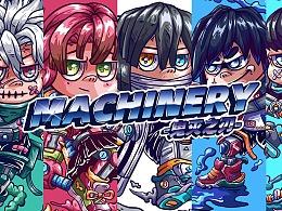 机械-鬼灭之刃