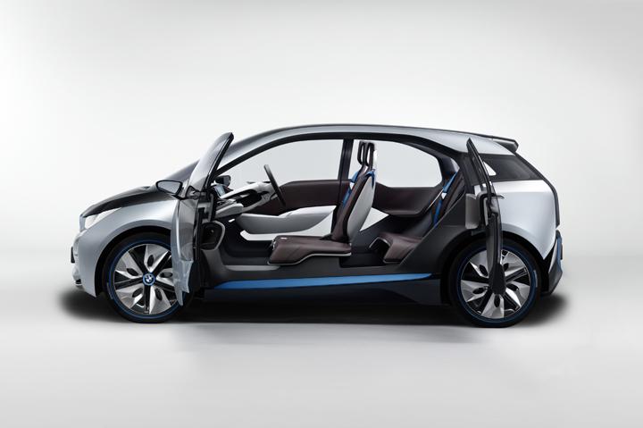 i8车身结构图