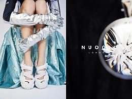 女鞋拍摄 nuogic 2020 collection