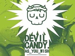 FTP | 《逐光者》系列DEVIL CANDY的小故事