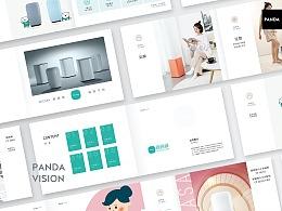 MICASA ✖ 熊猫视觉 | 智能感应踢踢桶品牌画册设计