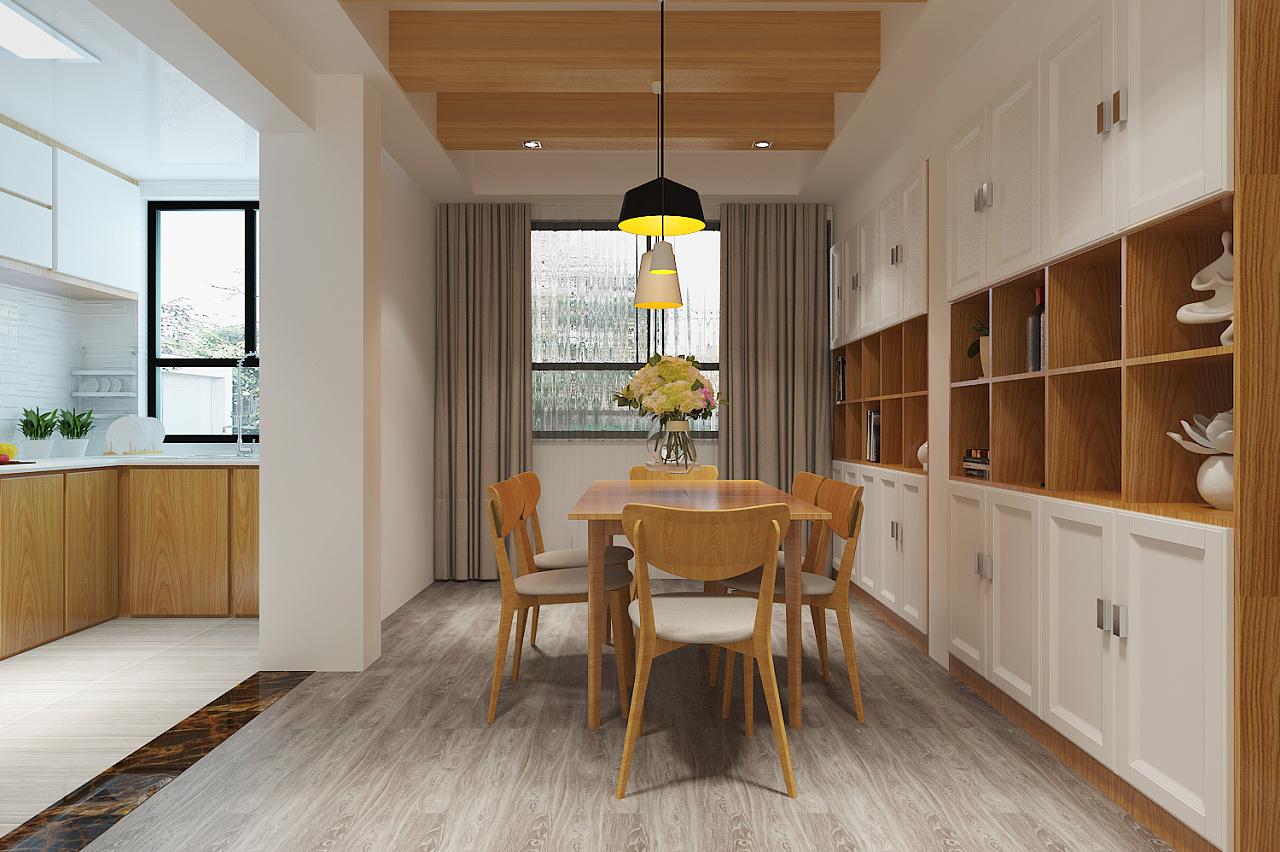 北欧风格|空间|室内设计|竹叶青yxl - 原创作品