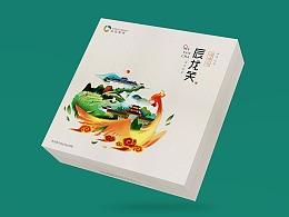 辰龙关碣滩茶丨包装设计