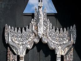 眼中古建丨泰国黑屋博物馆