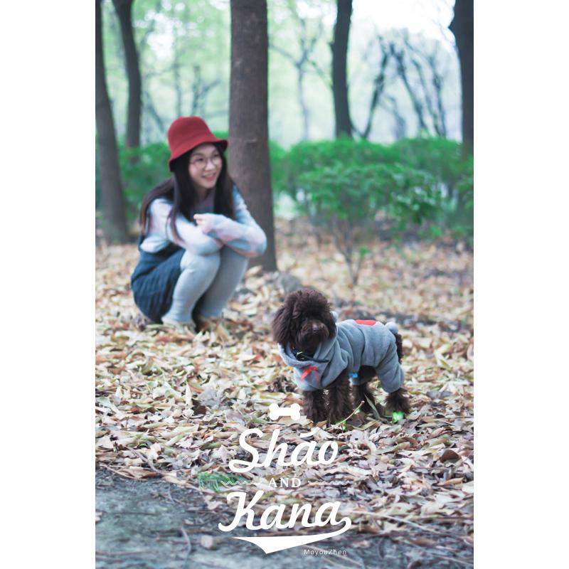 sekana003_kana和她的狗狗勺酱