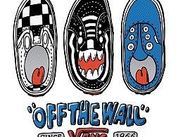 VANS Asian Art TEE —— Shoe Monsters
