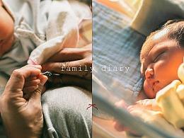 六种风格记录宝贝生命之初的风景