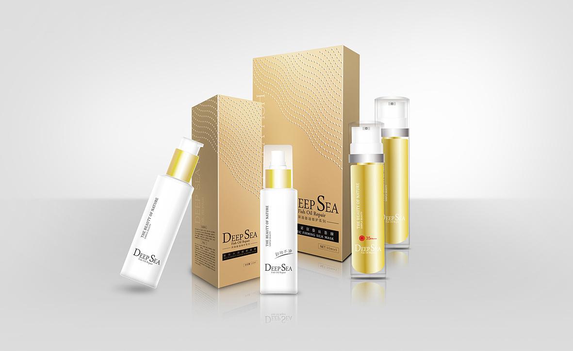 美妆类 面膜包装设计图片