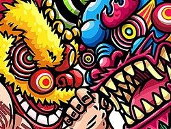 大力 X 香港纹身展
