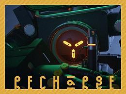 【机械师Charge | Monitor】