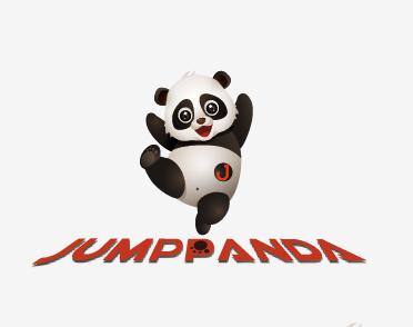 熊猫logo系列图片
