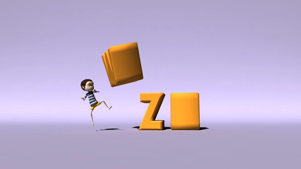 logo演绎动画|动漫|三维动画|拿夜 - 原创作品 - 站酷图片