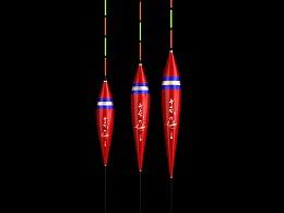 渔具浮漂设计纳米浮漂舟三公产品设计C4D建模