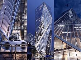 [2020新作] | Performance of inclined buildings