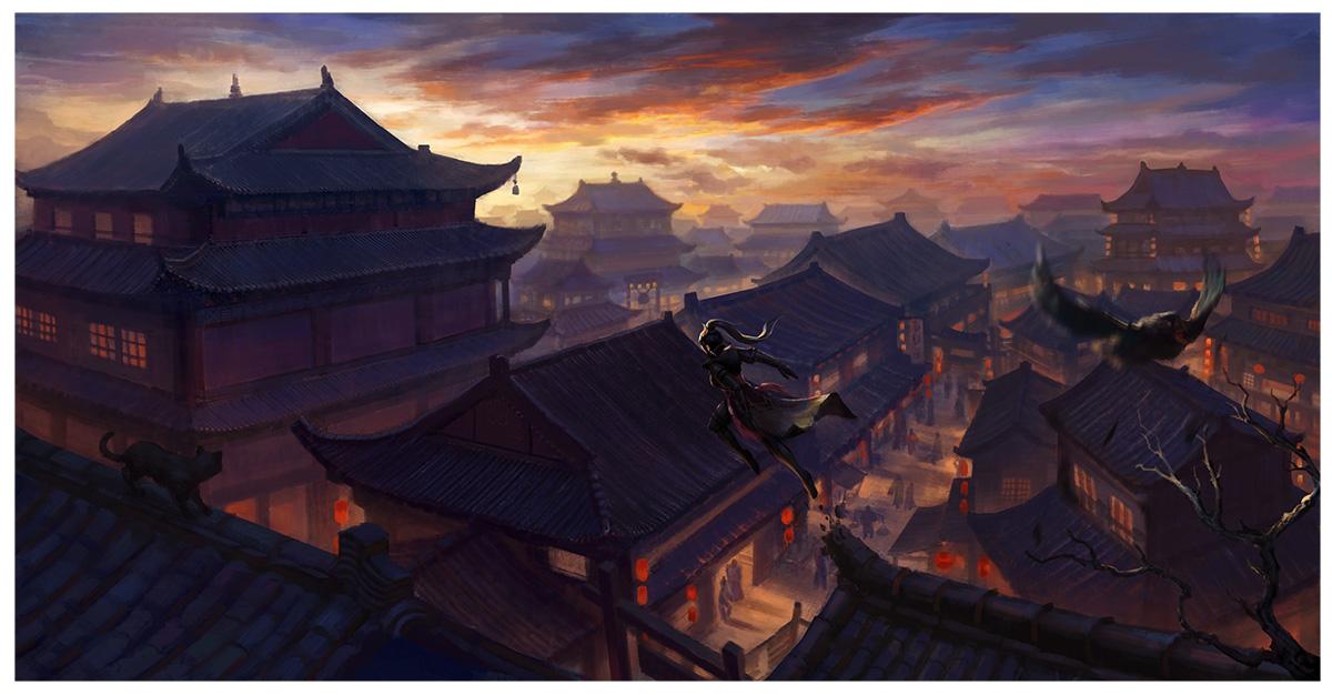 笑傲江湖�9�gz,,_《笑傲江湖》宣传图系列