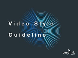 Video Style guide