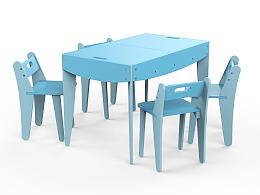 EAZE - Educational Furniture Set