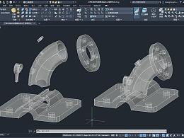 AutoCAD机械设计全应用