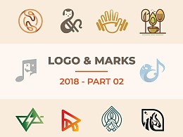 Logo and Marks 2018 | Part 02