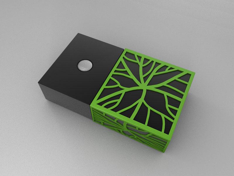 荷叶茶礼盒