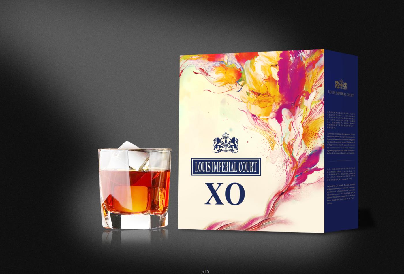 洋酒包装|平面|包装|设计师杨君 - 原创作品 - 站酷图片
