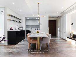 两招解决小户型客厅空间变大难题,90平米超机能空间