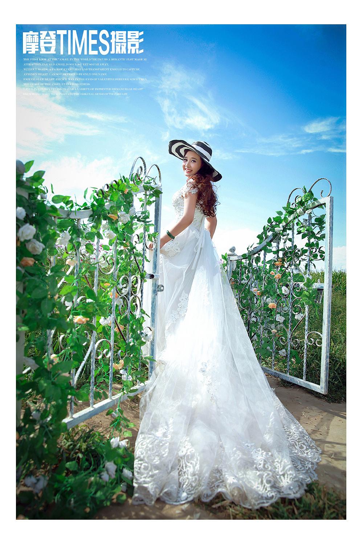 呼和浩特海景婚纱照青岛婚纱照宋女士