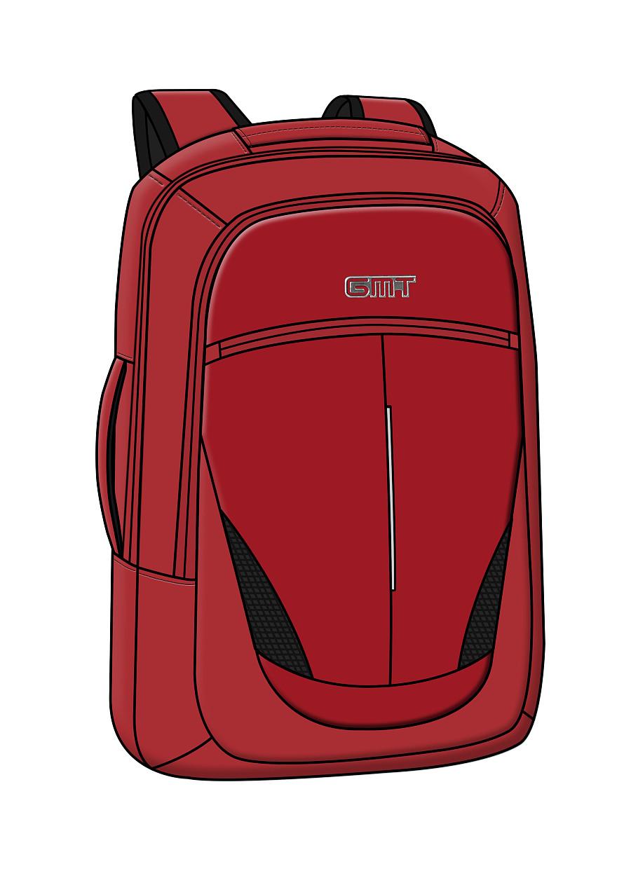 原创作品:背包设计ai稿图片