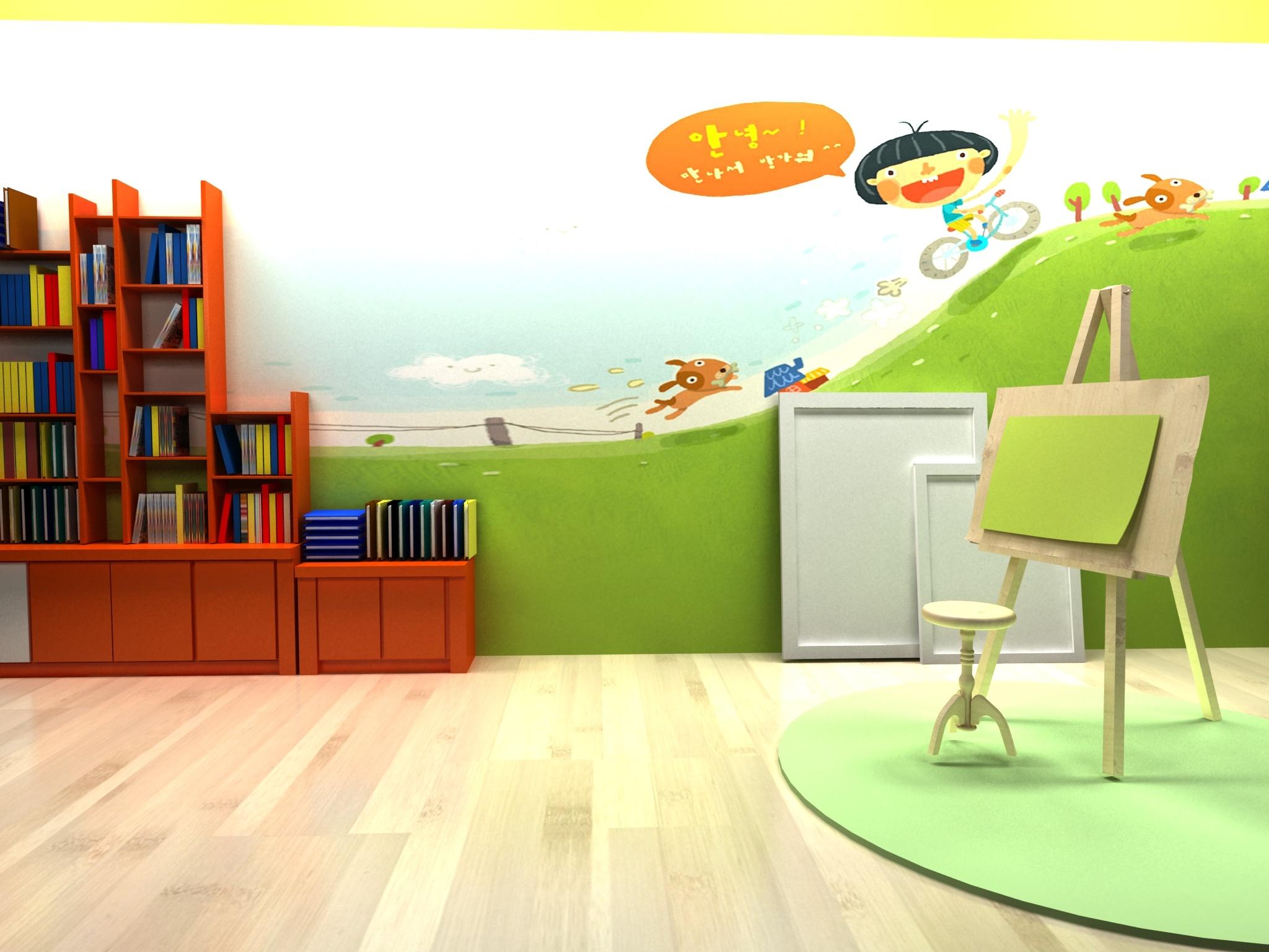 幼儿园装饰