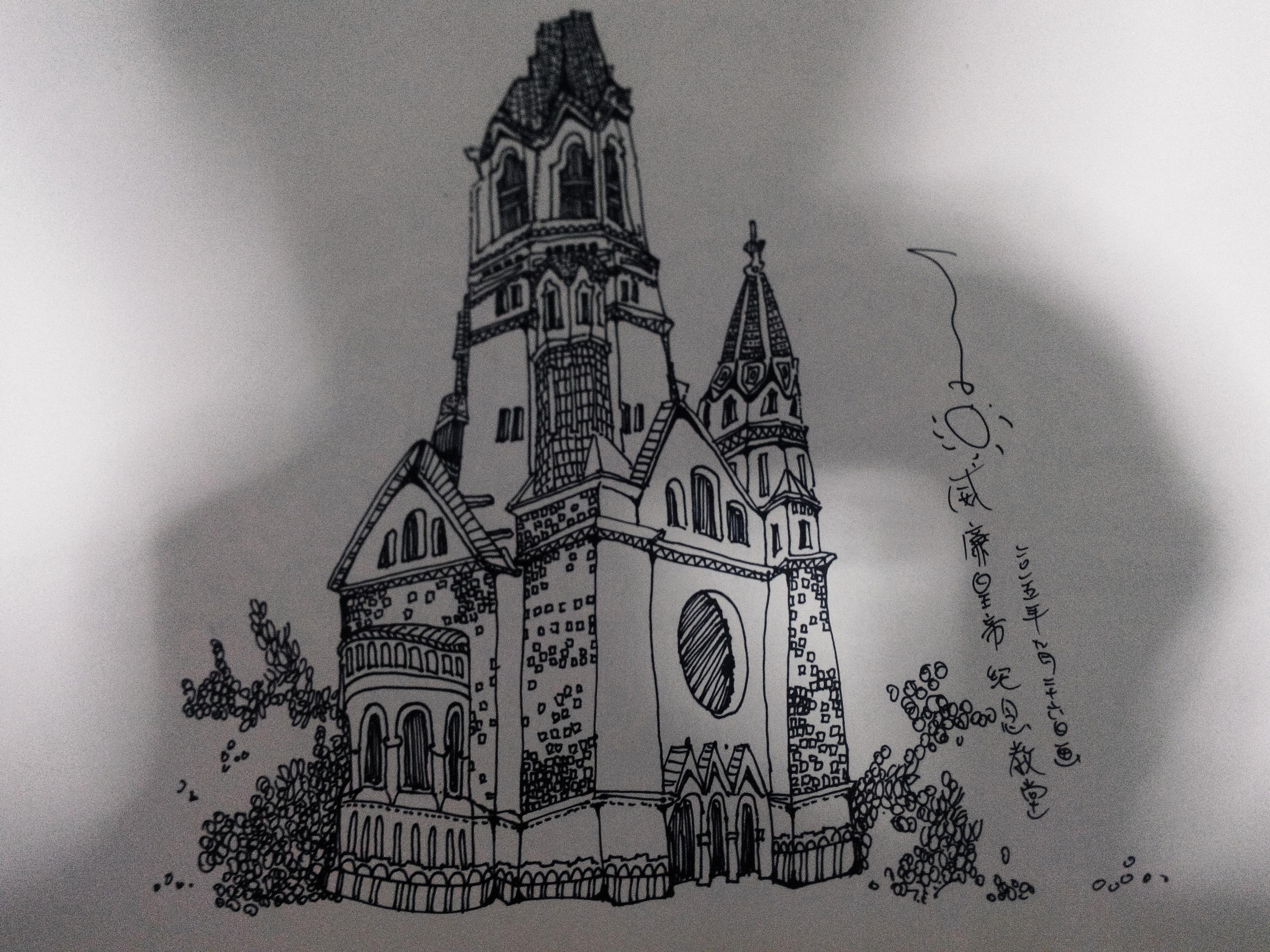 原创-手绘-插画