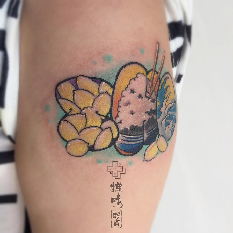 一组原创纹身作品|其他手工|手工艺|2nu7lg - 原创