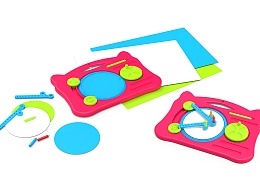 SPIRALZZ - Portable Spirograph for Kids