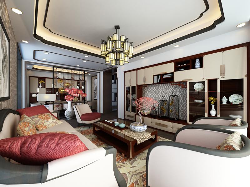 查看《新中式家具产品设计+展厅设计》原图,原图尺寸:800x600
