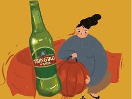 青岛啤酒——2020节气日历(线上)
