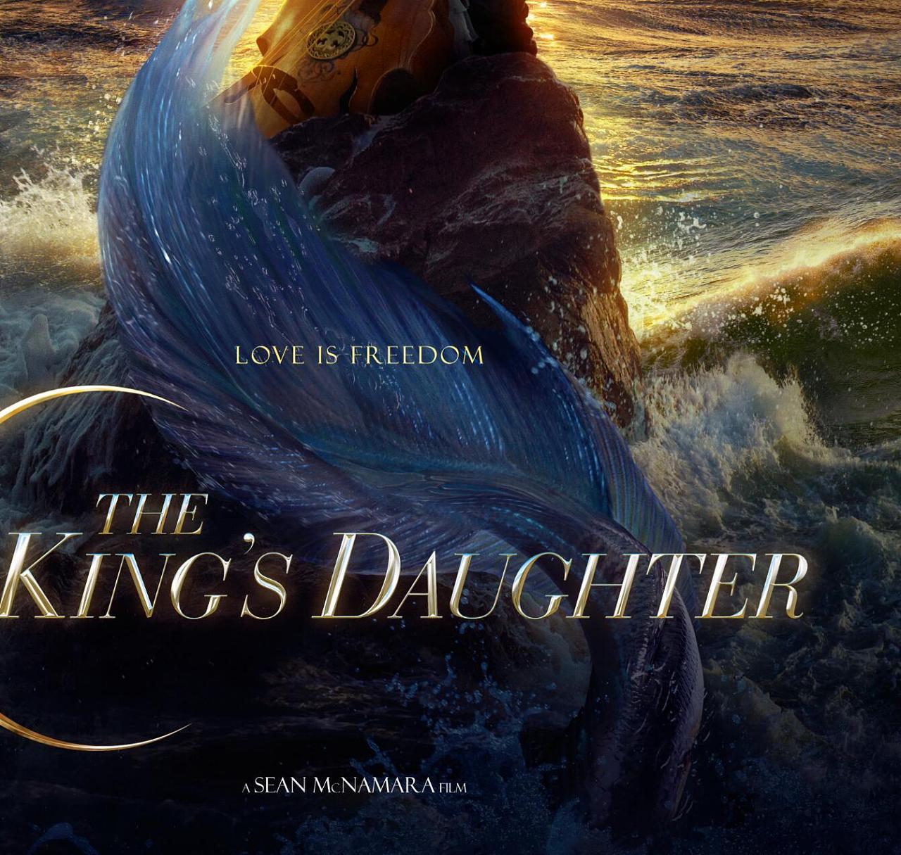 还记得范冰冰出演的好莱坞古装奇幻片《日月人鱼》?